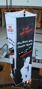Top Secret – Die Welt des James Bond